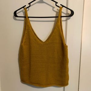 H&M Sweater Tank